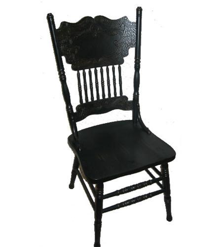 Chambre Fille 10 Ans Ikea : Chaise Press Back Flûte  Produit de bois fabriqué au Québec